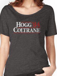 Dukes of Hazzard - Hogg Coltrane 84 (Reagan Bush 84) Women's Relaxed Fit T-Shirt