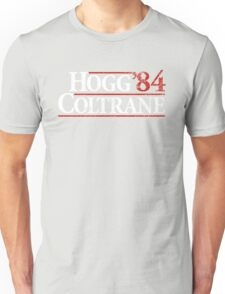Dukes of Hazzard - Hogg Coltrane 84 (Reagan Bush 84) Unisex T-Shirt