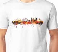 London England Skyline Unisex T-Shirt