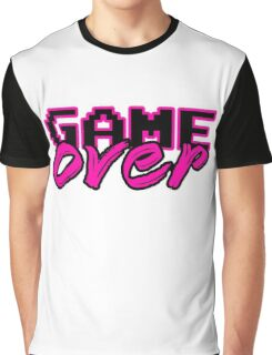 GAME OVER (Sexy) Graphic T-Shirt