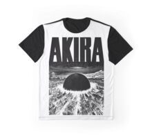Akira Neo Tokyo Graphic T-Shirt