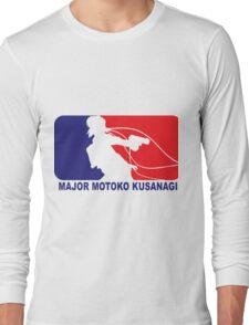 Major Motoko League Long Sleeve T-Shirt