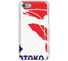 Major Motoko League iPhone Case/Skin