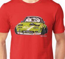 Crazy Car Art 0152 Unisex T-Shirt