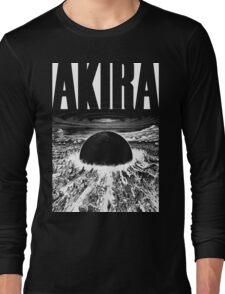 Akira Neo Tokyo - Black Ed. Long Sleeve T-Shirt