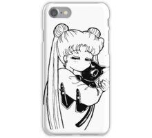 Sailor Moon - Usagi & Luna iPhone Case/Skin