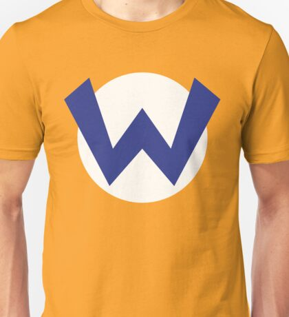 Wario Emblem Unisex T-Shirt