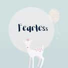 Fearless Unicorn by Jessica  Lia