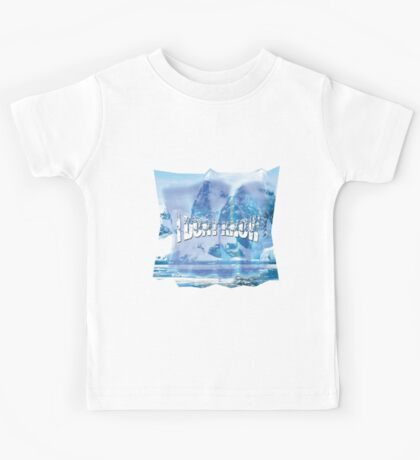 I Don't Know (Ice Version) Kids Tee