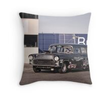 Die Hard Nomad Throw Pillow