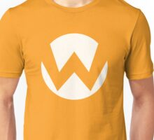 Wario Emblem (hollow) Unisex T-Shirt