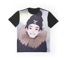 Gummy Smile Graphic T-Shirt