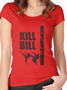 Kill Bill Women's Fitted Scoop T-Shirt