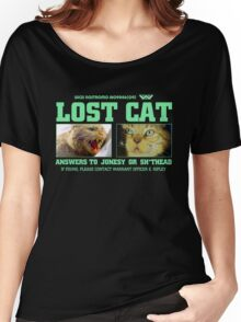 Lost Cat : Inspired by Alien Women's Relaxed Fit T-Shirt