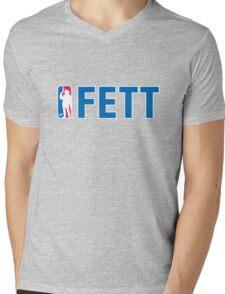 FETT : Inspire by Star Wars Mens V-Neck T-Shirt
