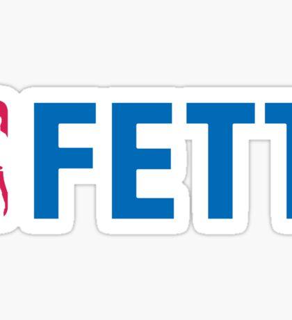 FETT : Inspire by Star Wars Sticker