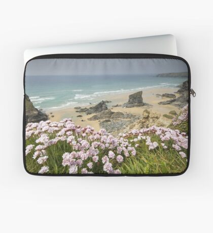 Cornwall - Bedruthan Steps Laptop Sleeve