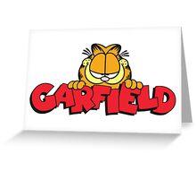 GARFIELD 10 Greeting Card