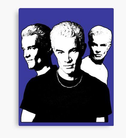 A Trio of Spike Canvas Print