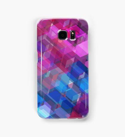 3D-blocks Samsung Galaxy Case/Skin