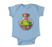 Cacti in Glass One Piece - Short Sleeve