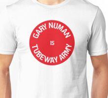 Gary Numan is Tubeway Army Design Unisex T-Shirt