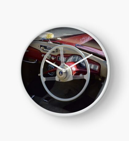 Classic Talbot Alpine Clock