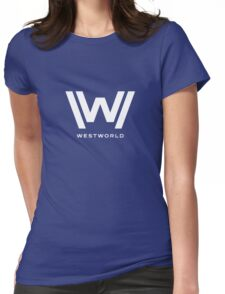 West World Womens Fitted T-Shirt