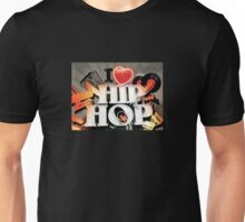 Love Hip Hop Unisex T-Shirt