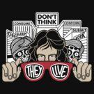 They Live - We Sleep by moodumbrella