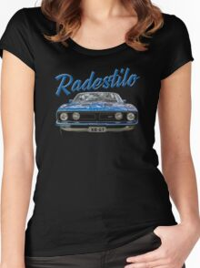 Ford Falcon XB GT Women's Fitted Scoop T-Shirt