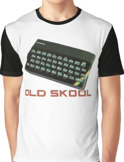 Spectrum Old Skool Graphic T-Shirt