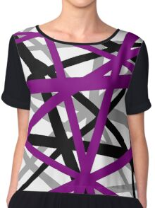 Frankenstrat (Asexual) Version 2 Chiffon Top