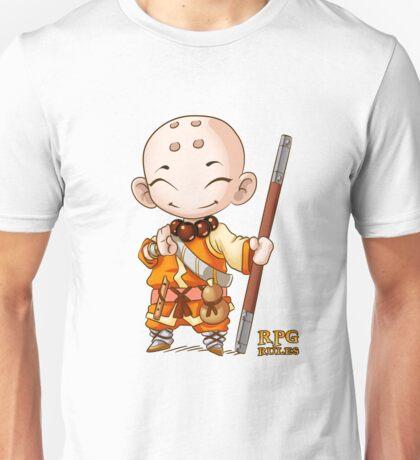 RPG Rules. Monk Unisex T-Shirt