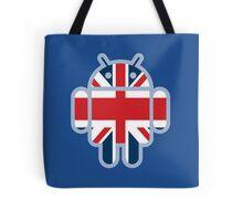 Britbot Tote Bag
