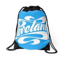 cleveland pride Drawstring Bag