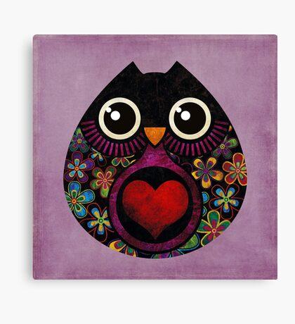 Owl's Hatch Canvas Print
