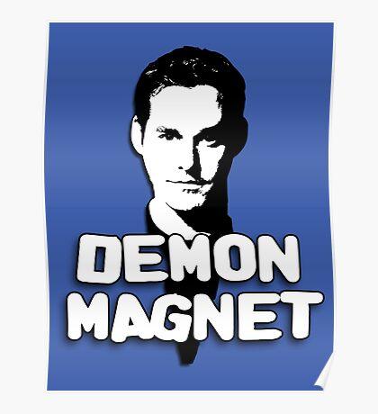 XANDER HARRIS: Demon Magnet Poster