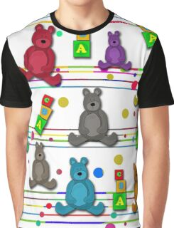 Toys pattern Graphic T-Shirt