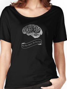 Brain - Use it Women's Relaxed Fit T-Shirt