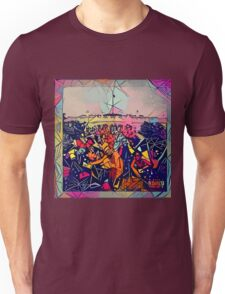 Abstract To Pimp A Butterfly Unisex T-Shirt