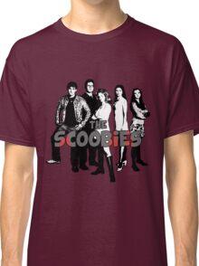 BTVS CAST (S1): The Scoobies! Classic T-Shirt