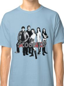 BTVS CAST (S1): The Scoobies! Classic T-Shirt