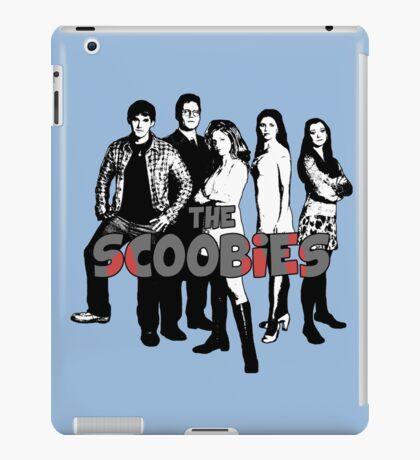 BTVS CAST (S1): The Scoobies! iPad Case/Skin