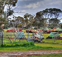 Junk Yard by JaninesWorld