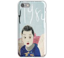 Chinese Punk Rock iPhone Case/Skin