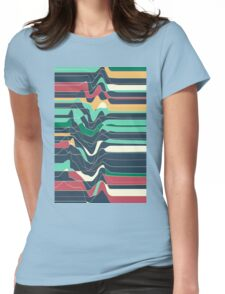 Don´t Move IX Womens Fitted T-Shirt