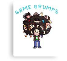 Game Grumps T_shirt Canvas Print