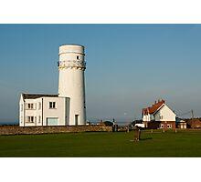 Hunstanton Lighthouse, Norfolk, UK Photographic Print