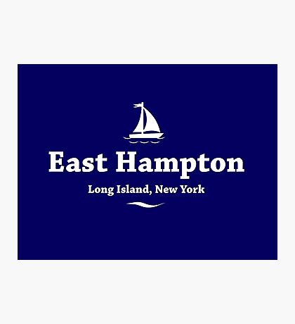 East Hampton, Long Island  Photographic Print